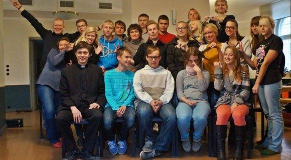 Noortejuhid kohtusid Tartus 24-26.oktoober
