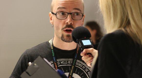 Videointervjuu: Ole Børud - Maata Näkyvissä festival 2014