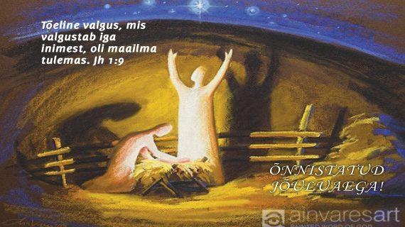Jõuluevangeelium
