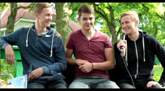JäPe 2015 - The Last Weekend videointervjuu