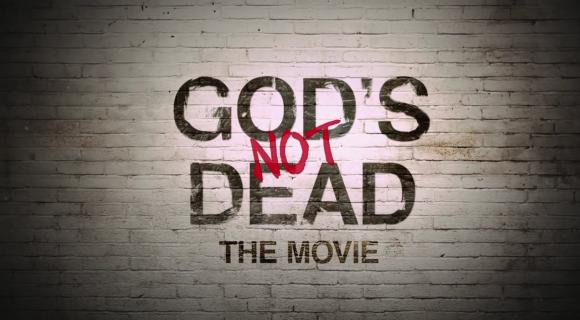 God's Not Dead edukas avanädalavahetus USA kinodes