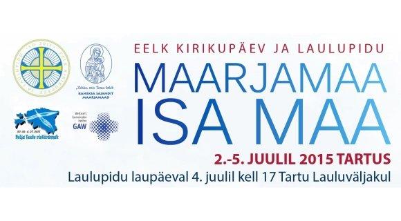 EELK Kirikupäev ja Laulupidu 2015