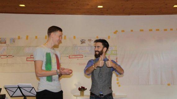 Noorte piiblikursus: 2. nädalavahetus