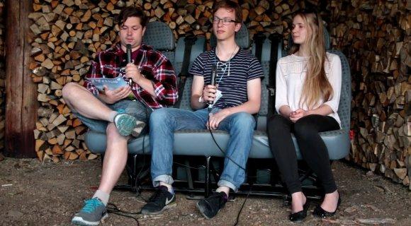 Jäpe 2015 - Tartu Pauluse noortekoor videointervjuu