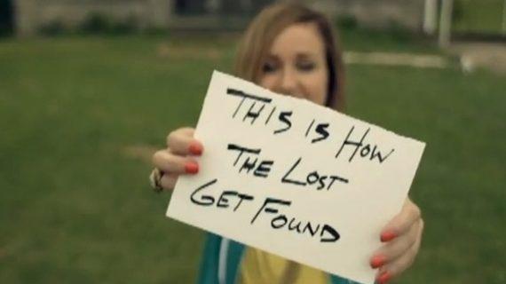 Britt Nicole- The Lost Get Found